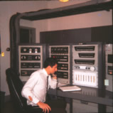 Spacecraft Voice Communications Console Phil Matocha